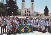 Grupo de Peregrinos de junho 2012