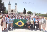 Grupo de Peregrinos - Junho 2013